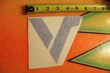VICTORY Wetsuits Robert August Surfboards Surf V4 Vintage Surfing Decal STICKER