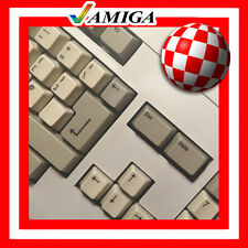 COMMODORE AMIGA 500 (Amiga 500 Plus) KEYBOARD REPLACEMENT KEY CAPS