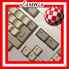 COMMODORE AMIGA 500 KEYBOARD REPLACEMENT KEYS CAP