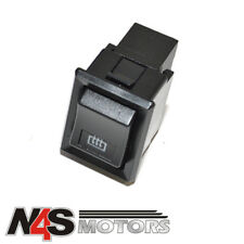 LAND ROVER DEFENDER 90/110/130 HEATED REAR WINDOW SWITCH. PART YUF101500
