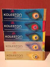 Wella Koleston Perfect Haarfarbe 60ml 9/17 lichtblond asch braun