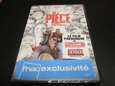 """DVD NEUF """"LA PIECE - LES DERNIERS SERONT LES PREMIERS"""" Black M, Dawala, Wati-B"""
