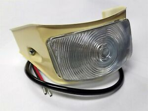 Park Light 1955 Ford Pickup Truck F100 F250 F350 * CREAM RIM