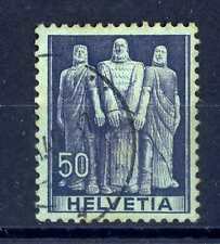 SWITZERLAND - SVIZZERA - 1941 - Soggetti storici: il giuramento. B3458