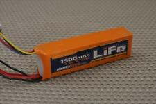 1500Mah 9.9v LiFePo4 LiFe TRANSMITTER TX PACK LIPO BATTERY FUTABA 9C USA SHIP