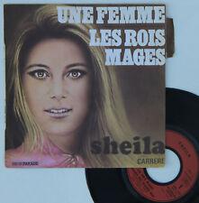 """Vinyle 45T Sheila """"Les rois mages"""""""