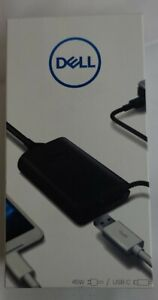 NEW Dell USB-C Power Adapter Plus 45W PA45W16-CA Plug Charger Sealed - Free S&H