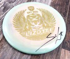 Discmania P2 Sky God 2 (Ii) Simon Lizotte Super Swirl S Line Rare Autographed