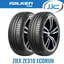 2 x Falken ZE310 High Performance Road Car Tyres 195 40 16 80V XL 195/40/16