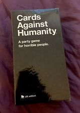 Cards Against Humanity UK V2.0 Latest Edition Brand New Sealed 600 Cards Xmas UK