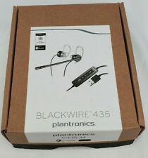 Plantronics Blackwire C435-M In-Ear PC Headset for Microsoft US SELLER! IN HAND!