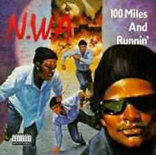 NWA 100 MILES AND RUNNING (EXPLICIT CD)