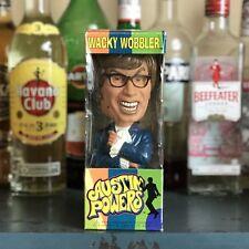 7'' Funko Austin Powers Wacky Wobbler Bobble Head Figure Toy+Package