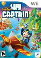 Kid Adventures: Sky Captain - Nintendo  Wii Game