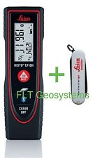 Leica Disto E7100i Laser Distance Meter with FREE Original Swiss Army Pen Knife