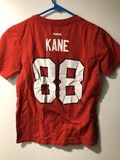 NHL Chicago Blackhawks Patrick Kane 88 T-shirt Youth Size Medium