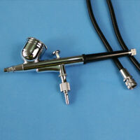 Multifunction Dual-action Spray Gun for Airbrush Needle Auto Painting Nail New