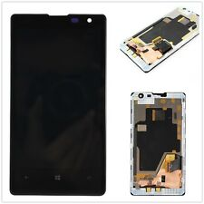 Fr Nokia Lumia 1020 New LCD Display Touch Screen Glass Digitizer Assembly +Frame