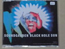 SOUNDGARDEN -Black Hole Sun- CDEP