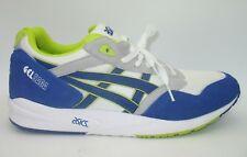 Asics Gel Saga H528N Blue Green Retro Classic Running Sneaker Mens 13M