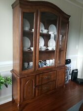 China Cabinet/ dining room hutch