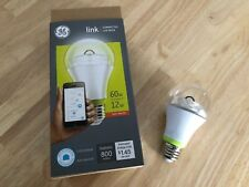 GE Link A19 Smart Connected LED Bulb 12W 60W Equivalent Soft White