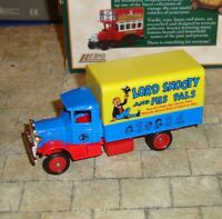 LLEDO - DAYS GONE - 1934 MACK CANVAS BACK TRUCK - LORD SNOOTY AND HIS PALS