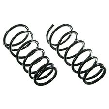 Rear Constant Rate Coil Spring Set Moog For Nissan Pathfinder Armada 4WD # 81085
