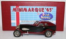 GTA Models / Minimarque 1/43 Scale Model 1929 Auburn Cabin Speedster MAR/BLK