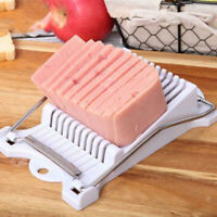 HN- Luncheon Meat Boiled Egg Fruit Slicer Soft Food Cheese Sushi' Cutter Canned