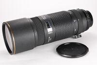 Tokina AF AT-X 100-300mm F/4 for Nikon << Excellent >>