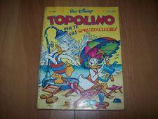 TOPOLINO LIBRETTO-N. 1962-WALT DISNEY COMPANY ITALIA-4 LUGLIO 1993