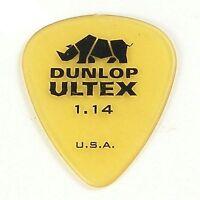Dunlop Ultex 421 Plectrums/picks, 1.14mm 72 pack