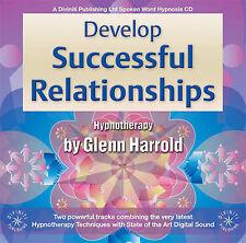 DEVELOP SUCCESSFUL RELATIONSHIPS - GLENN HARROLD  AUDIO HYPNOSIS CD