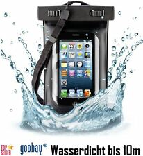 CASE wasserdichte Tasche bis 10m (Beachbag) f. Apple iPhone iPod Touch v.goobay®