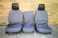 Waterproof Seat Covers for Land Rover Defender - Set of 3 (DA2815)