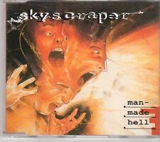 (DY710) Sky Scraper, Man-Made Hell - 1994 CD