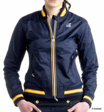 K-Way giacca antivento impermeabile giubbino 100% Orig.