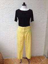 NEW! $69.50 Talbots Curvy Fit Super Crop Pants Sz 8