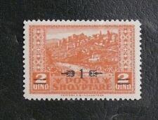 TIMBRES D'ALBANIE : 1924 YVERT N° 135* NEUF AVEC TRACE DE CHARNIERE - TBE