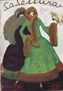 LA LETTURA. RIVISTA MENSILE DEL CORRIERE DELLA SERA ANNO XXIII. . 1923. .