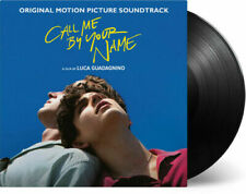 Call Me by Your Name Soundtrack 180g IMPORT 2lplp Vinyl RARE