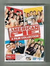 American Pie Quadrilogy - American Pie / American Pie 2 / American Pie - The...