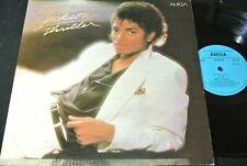 MICHAEL JACKSON Thriller / DDR 1A Intershop Matrix LP 1984 AMIGA 856105