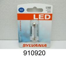 Sylvania Premium LED light 578B Blue One Bulb Exterior Interior Mirror Dome