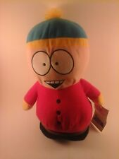 """2008 Nanco 14"""" ERIC CARTMAN PLUSH Toy Doll Classic Design SOUTH PARK - with tags"""