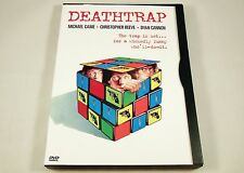 Deathtrap DVD Michael Caine, Christopher Reeve, Dyan Cannon, Irene Worth
