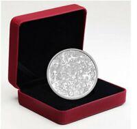 17922 2016 /'December-Birthstones/'Crystal Prf $5 Silver Coin 1//4oz .9999Fine NT