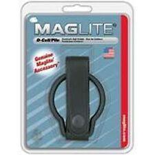 MAGLITE ASXD036 D CELL FLASHLIGHT LEATHER BELT HOLDER