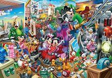 Tenyo DG-2000-617 Disney Mickey's Movie Studio Jigsaw Puzzle 2000 Pieces